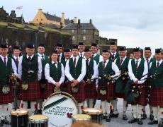 Scotland 2014 (Stirling Castle, Pipefest 2014 & Ceres Highland Games)